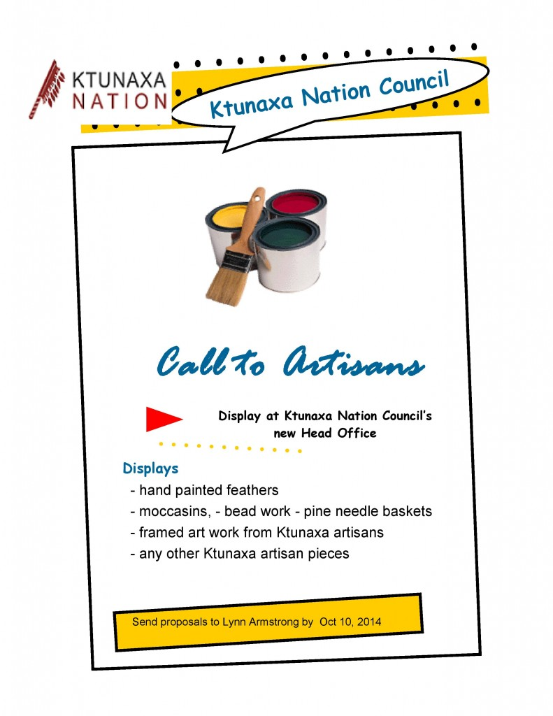 Call to Artisans poster-page-001